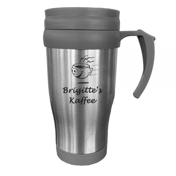 thermobecher kaffeemotiv
