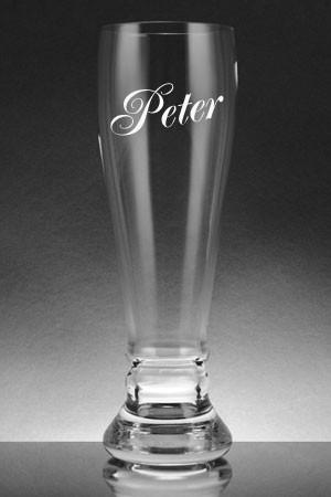 weissbierglas mit name