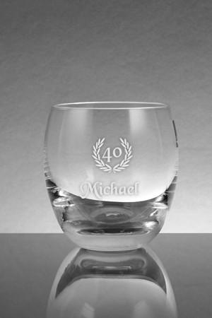 whiskeyglas zum Jubiläum