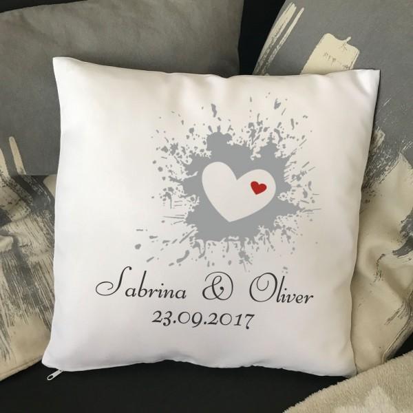 Kissen ♥♥♥ Hochzeitskissen