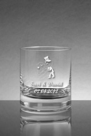 whiskeyglas hochzeitsgeschenke